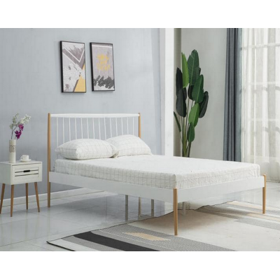 Кованая (металлическая) кровать Lemi