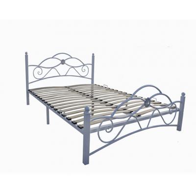 Кованая (металлическая) кровать Грация