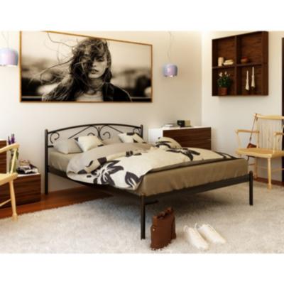 Кованая (металлическая) кровать Верона