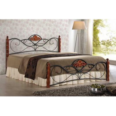 Кованая (металлическая) кровать Valentina (Валентина) 160х200