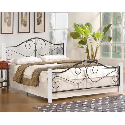 Кованая (металлическая) кровать Violetta (Виолетта) 160х200