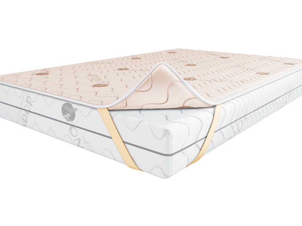 Наматрасник Кондор «Twin» двухсторонний из жаккардовой ткани